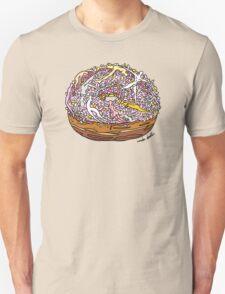 Kamasutra Donut Party Love Parade Unisex T-Shirt