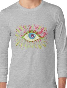 Front Looking Psychedelic Eye T-Shirt