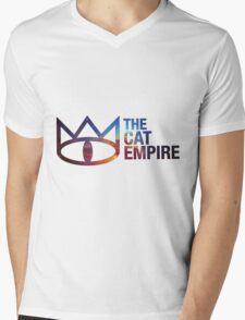 The Cat Empire Mens V-Neck T-Shirt