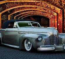 1941 Buick Roadmaster Convertible by DaveKoontz