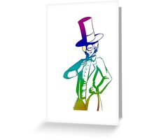Who Else? Greeting Card