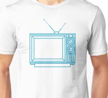 Old School TV Unisex T-Shirt