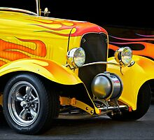 1932 Ford 'Fire with Fire' Coupe by DaveKoontz