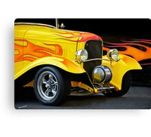 1932 Ford 'Fire with Fire' Coupe Canvas Print