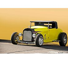 1929 Ford Roadster I Photographic Print