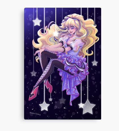 Remembering Wonderland Canvas Print