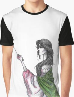 Crimson Peak Inspired Art Graphic T-Shirt