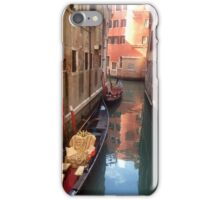 Venetian Canals iPhone Case/Skin