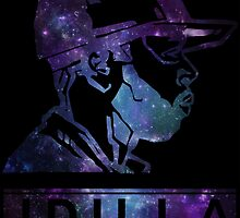 J Dilla Galaxy Poster  by Jake Tenerelli