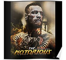 The Notorious Conor McGregor Poster