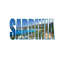 Sardinia Photographic Print