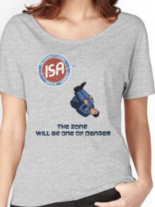 Zone of Danger Women's Relaxed Fit T-Shirt