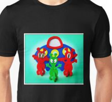 The Aliens Have Landed And they'd Like To Say Hello Unisex T-Shirt