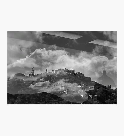 City view Photographic Print