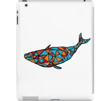 Whale, I guess iPad Case/Skin
