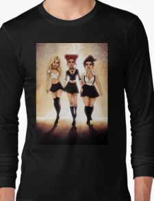 We are the weirdos, sistahs! Long Sleeve T-Shirt