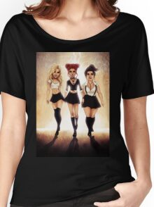 We are the weirdos, sistahs! Women's Relaxed Fit T-Shirt