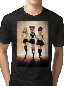 We are the weirdos, sistahs! Tri-blend T-Shirt