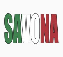 Savona. One Piece - Short Sleeve