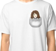 Pocket Chibi Design Classic T-Shirt