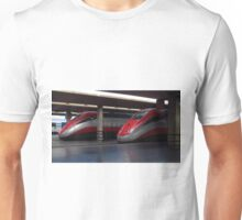Trains, Florence Central Station Unisex T-Shirt