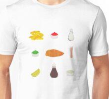 Fish & Chips! Unisex T-Shirt