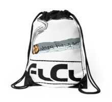 FLCL - Never Knows Best Cigarette Drawstring Bag