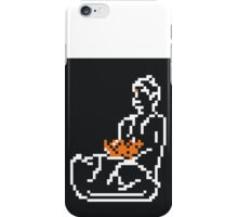 8 Bit Buddha iPhone Case/Skin