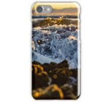 The incoming tide iPhone Case/Skin