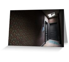 Escape, Chateau Lumiere, France Greeting Card