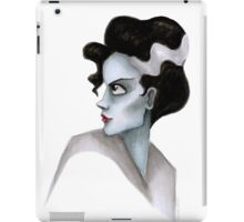 Bride of Frankenstein iPad Case/Skin