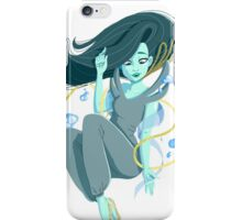 Water Girl iPhone Case/Skin