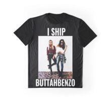 I Ship ButtahBenzo Graphic T-Shirt