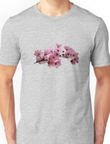 Cherry Blossoms on a Branch Unisex T-Shirt