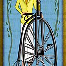 Penny Farthing by Troy Brown