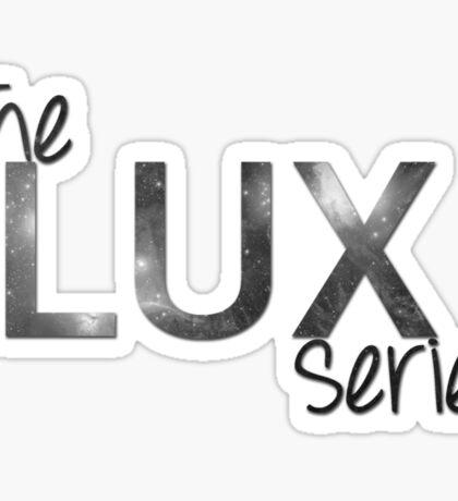 The Lux Series Sticker
