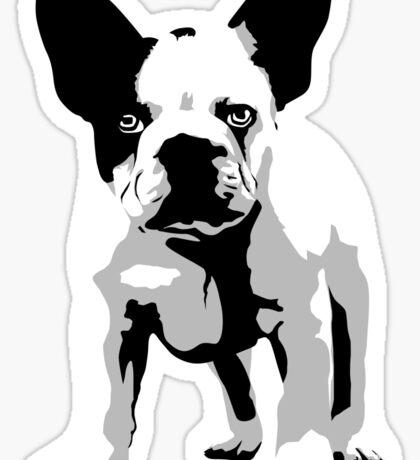 My mates French Bulldog - Brutus!! Sticker