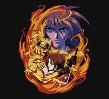 burn the burning man X Unisex T-Shirt
