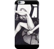 Classic Lady Interior iPhone Case/Skin