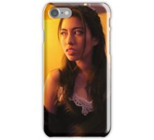 just val iPhone Case/Skin