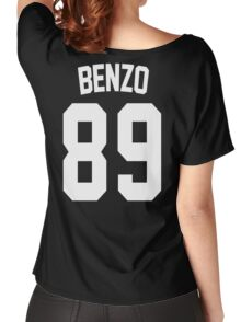Benzo: Jersey Style Women's Relaxed Fit T-Shirt