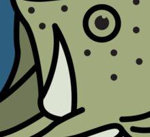 Bass! Sticker