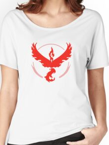 Team Valor - High Quality Logo on all your gear Women's Relaxed Fit T-Shirt