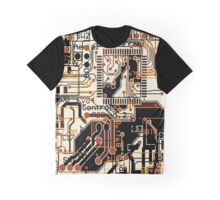 CIRCUIT BOARD (LARGE)-3 Graphic T-Shirt
