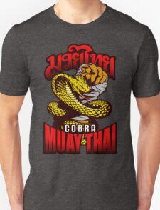 Cobra Muay Thai Thailand Animal Totem Unisex T-Shirt
