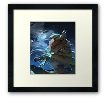 Horo - Spice And Wolf Framed Print
