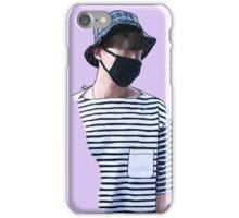 BTS Hoseok - Airport Fashion iPhone Case/Skin