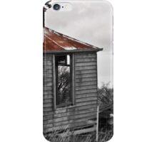 Dilapidated Cottage iPhone Case/Skin