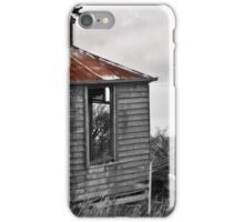Dilapidated Cottage iPhone Case/Skin