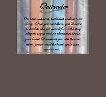 Thoughts on the Outlander books. Unisex T-Shirt